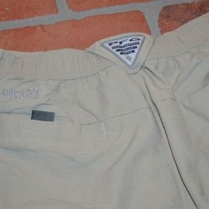 2995 Mens Columbia PFG CARGO Shorts Size 32 Gear